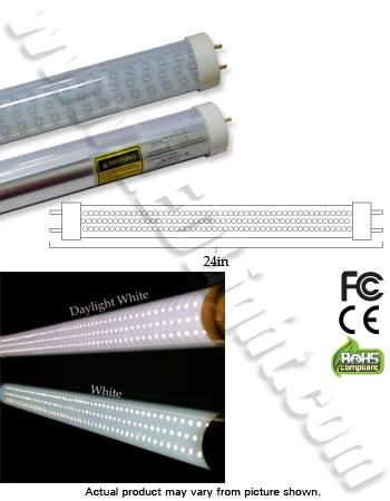 t12 t8 led tube light 2 foot 8 watt household led lights ledlight. Black Bedroom Furniture Sets. Home Design Ideas